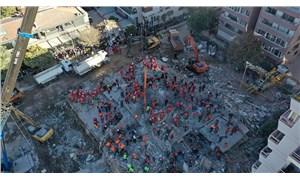 Rıza Bey Apartmanı'nın yıkılma anına ait görüntüler ortaya çıktı