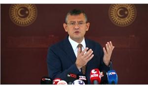 CHP'li Özel: Kastedilen Muharrem İnce değildir