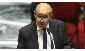 Fransa Dışişleri Bakanı: Erdoğan'ın şiddet söylemleri kabul edilemez