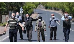 Kütahya'da 65 yaş ve üzeri yurttaşlara sokağa çıkma kısıtlaması getirildi