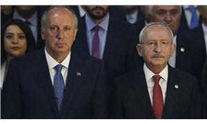 Muharrem İnce'den Kılıçdaroğlu'na: Sıkıştığı zaman ortaya bir yalan atıyor