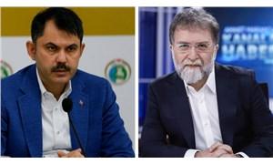 Bakan Kurum'un 'Riskli binalarda oturmayalım' açıklaması Ahmet Hakan'ın bile tepkisini çekti