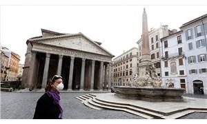 En yüksek günlük vaka sayısını açıklayan İtalya'da sokağa çıkma yasağı başlıyor