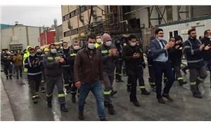 Eti Maden işçilerinden 'kölelik yasası'na tepki: Geri çekin!