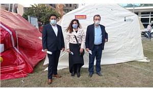 80 ilden mimar mühendis var İzmir'den yok: Baskıya boyun eğmeyeceğiz