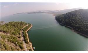 İzmir'de barajların doluluk oranı kritik seviyelerde