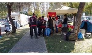 İzmir depremi: Dayanışma gönüllüleri ve dernekler alandan zorla çıkartılıyor