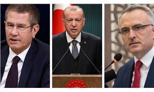 Reuters: Erdoğan dün gece Canikli ve Ağbal ile görüştü