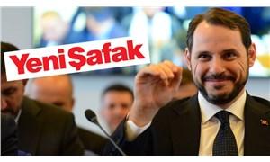 Yandaş Yeni Şafak, istifayı 17 saat sonra gördü: İçeriden bilgi verdi
