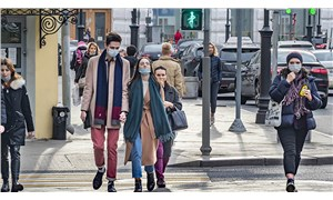 Moskova'da koronavirüs tedbirleri geri geldi