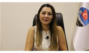 Yerine kayyum atanan Kars Belediyesi Eşbaşkanı Şevin Alaca'nın koronavirüs testi pozitif çıktı