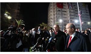 Erdoğan: Batılı ülkelerde maske savaşları yaşanırken biz onlara destek olduk