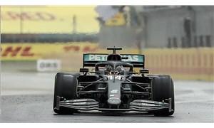 Formula 1 Türkiye GP'si şampiyonu Hamilton oldu