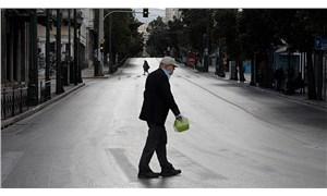 Koronavirüs: Yunanistan'da günlük ölüm sayısında en yüksek seviyeye ulaşıldı