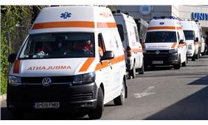 Romanya'da Covid-19 hastanesinde yangın: 10 hasta hayatını kaybetti
