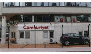 Cumhuriyet gazetesine 28 günlük ilan kesme cezası