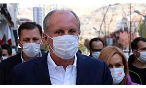 İnce'den CHP'nin 'ekonomi otobüsü' için yorum: Güzel, doğru yoldalar