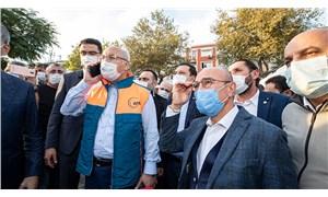 AFAD'dan belediye başkanlarına konuşma yasağı!