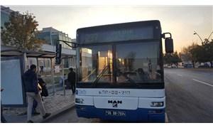 Ankara'da toplu ulaşıma pandemi düzenlemesi
