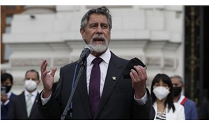 Peru'da yeni devlet başkanı Sagasti oldu