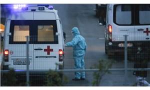 Rusya'da koronavirüs: Günlük ölüm sayısı en yüksek seviyeye ulaştı