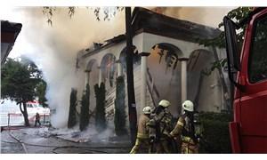 Vaniköy Camii yangının nedeni 'elektrik tesisatı' çıktı