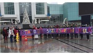 KESK İstanbul Kadın Meclisi'nden 25 Kasım çağrısı: Şiddetin her türlüsüne karşı bir kez daha alanlardayız