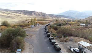 Rus askerlerinin Dağlık Karabağ'a sevkiyatı tamamlandı