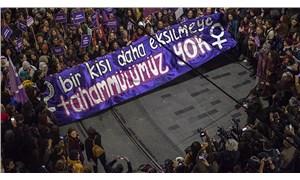 Kadınlar hayatları için 25 Kasım'da sokakta!