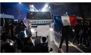 Fransa'da güvenlik yasa tasarısının tartışmalı maddesi parlamentodan geçti