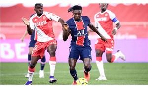 Monaco geriye düştüğü maçta PSG'yi devirdi