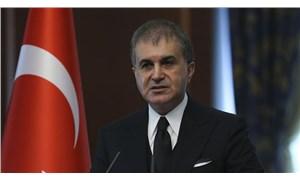 AKP Sözcüsü Çelik: CHP'li Çeviköz'ün talebi vahim bir yaklaşımdır