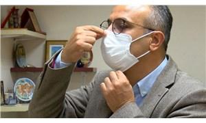 Bilim Kurulu üyesi Tezer'den maske uyarısı: Yüzde 100 korumaz
