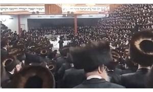 ABD'de bir sinagogda düzenlenen 7 bin kişilik düğün tepki çekti