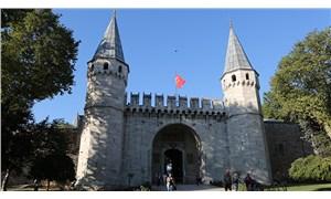 CHP'li İlgezdi: Topkapı Sarayı'nın 1. derece sit alanında bulunan ağaçlar kesildi