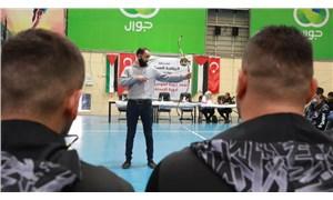 İşgal altındaki Batı Şeria'da Türkiye tarafından ikinci okçuluk kursu açıldı