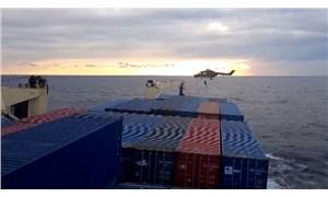 'Libya'ya yasa dışı silah taşıma' iddiası: Türkiye gemisi Doğu Akdeniz'de durdurulup arandı