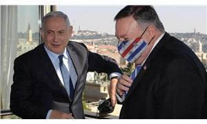 Netanyahu gizlice Arabistan'a gidip Selman ve Pompeo'yla görüştü