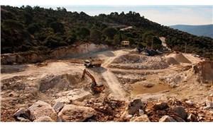 Söke'de maden ocağının kapasite artışına geçit yok