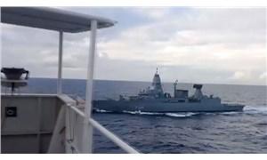AB'den Türk gemisindeki aramaya ilişkin açıklama geldi