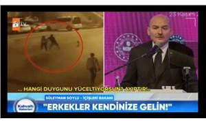ATV'de AKP'yi eleştiren haberler: Süleyman Soylu mercekte
