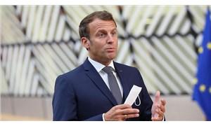Macron: Aşılama sürecini hızlı bir şekilde organize edeceğiz
