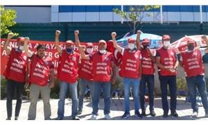 Metal işçileri Ankara yolunda: 'Ferman Valiliğin ise yollar bizimdir'