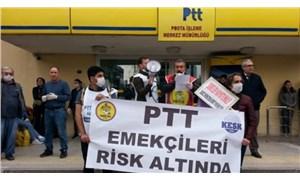 PTT'de vaka sayısı artıyor