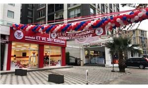 Et ve Süt Kurumu İstanbul'daki ilk satış mağazasını açtı