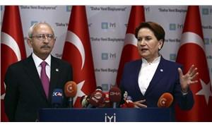 Kılıçdaroğlu'ndan Akşener'e ziyaret: Biz seçim istiyoruz