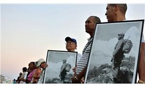 Fidel unutulmadı: Zafere kadar daima...