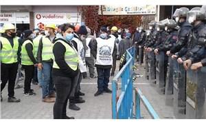 Gözaltına alınan Ermenekli madenciler adliyeye getirildi