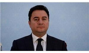 MHP'den Ali Babacan'a: Cücük bir yapılanmanın başındaki etkisiz eleman