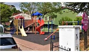 AKP, Eyüp'te parkı çocukların elinden aldı